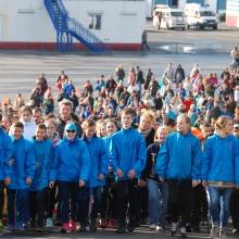 Всероссийский День ходьбы 2015
