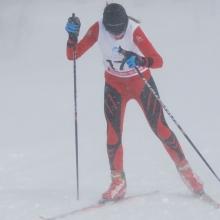 Быстрая лыжня 2013