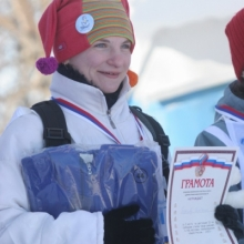 Лыжня России - 2005