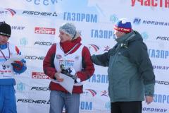 Лыжня России 2006