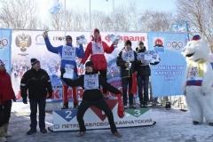 Лыжня России 2012